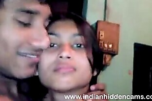 .com – Bangla Indian Babe In Bra Kissing BigTits Exposed