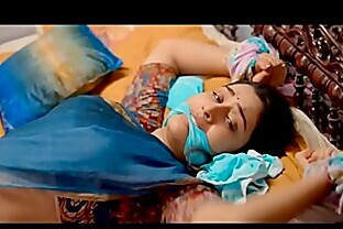 Hotty Payal Rajput Tied To Bed - Sexy Navel ,Hip & Leg Show - RX 100 -